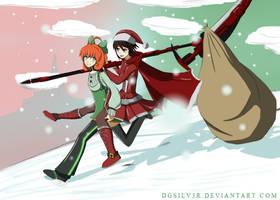 A Petal Gear Christmas by DGsilv3r