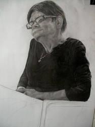 Babcia by szaricho