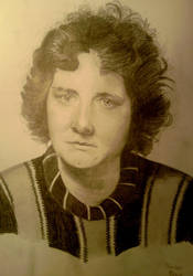 Portret Matki by szaricho