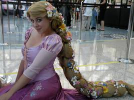 Rapunzel by Samathachan15