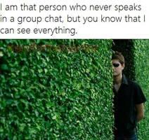 Yup, That's Me by Sam-Lim