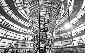 Berlin Bundestag by Blueberryblack