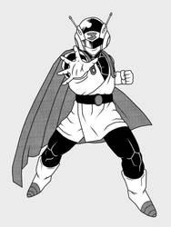 Great Saiyaman by Gokuten