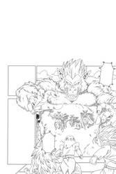 DBH Chap 5 P3 - Oozaru by Gokuten