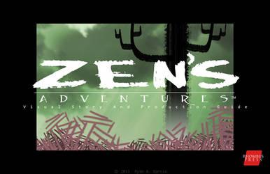 Zen's Adventures - Book by R3dF0x