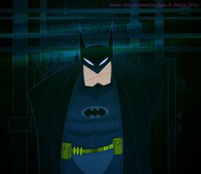 The Batman by R3dF0x
