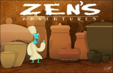 Zen's Adventures - Potter by R3dF0x