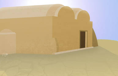 Kenobi Hut by R3dF0x