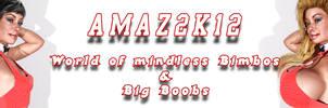 My Patreon Banner by Amaz2k12