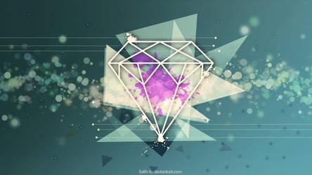 Diamond [1920x1080 Wallpaper] by Faith-LV