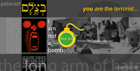 I Am Not A Bomb - Final by valis