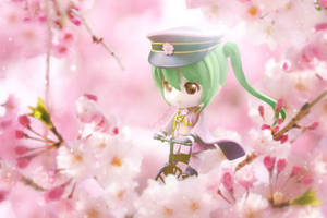 Blooming Sakura by fangnya77