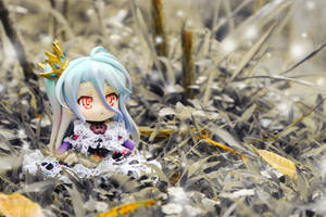 wandering Shiro by fangnya77