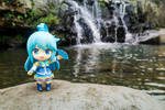 Water Goddess by fangnya77