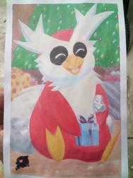 Feliz Navidad  by Buho01