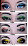harry potter class makeup please read by ynocencia
