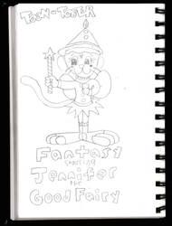 Toon-Tober Day 8: Fantasy by TonyYorkieSilky1991