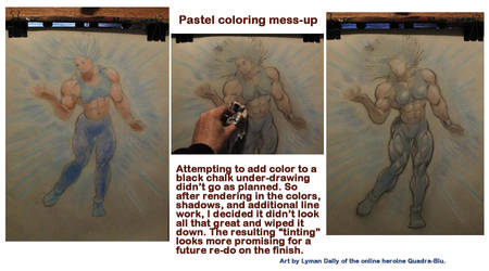 Pastel mess-up by LymanDally