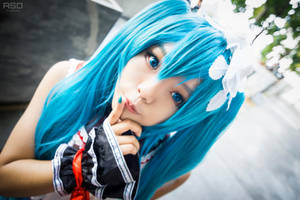 Hatsune Miku by bdrc