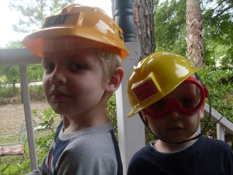 My Demolition Crew by Zagora-dAnguissette