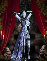 The Temptress by Zagora-dAnguissette