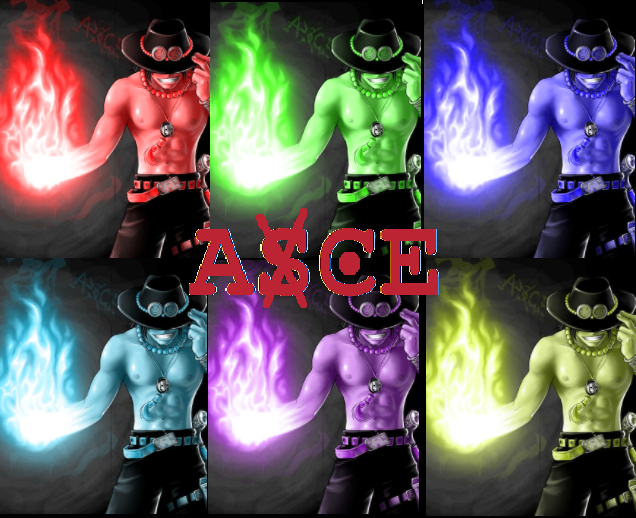 Fire Fist Ace Wallpaper By Piratehunterzoro On Deviantart