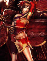 Sun Shangxiang - Lady of Wu by YoungPhoenix3191
