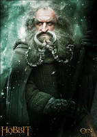 The Hobbit - An unexpected Journey - Oin by YoungPhoenix3191
