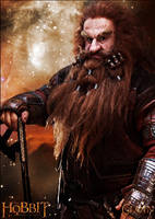 The Hobbit - An unexpected Journey - Gloin by YoungPhoenix3191