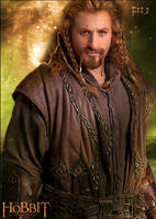 The Hobbit - An unexpected Journey - Fili by YoungPhoenix3191