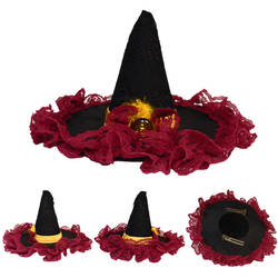 Wizarding Gryffin Mini Witch House Hat by Cosplayfangear