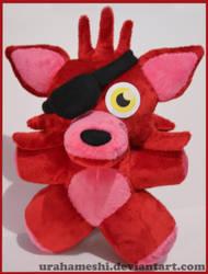 Foxy The Third by UraHameshi