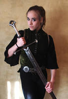 Anduril by Enviously-She