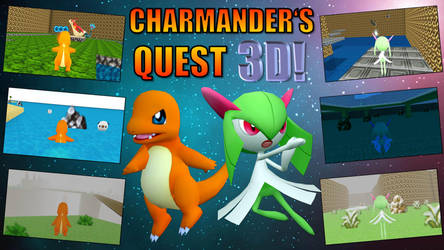 Charmander's Quest 3D!  [WiP] by AtomicLugia