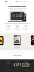 Sparks Portfolio in WP by webdesigngeek