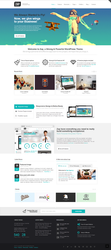 ZAP. WordPress Theme by webdesigngeek