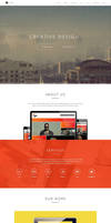 Visia WP Theme by webdesigngeek