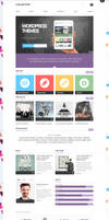 Collective Professional WordPress Theme by webdesigngeek