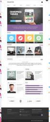 Collective Professional WordPress Theme by webdesigngeek