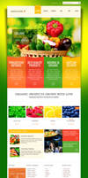 Agriculture WP Template by webdesigngeek