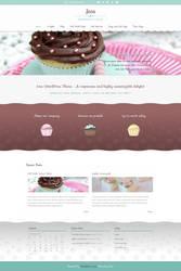 Jess - Elegant WP Theme by webdesigngeek