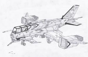 Ca-52 Tigershark,by rafenrazer by contrail09