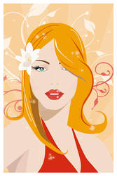 vector beauty by artFETISH