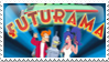 Futurama Stamp by artFETISH