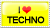 Techno Stamp by artFETISH