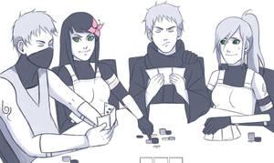 CM: Poker by Chloeeh