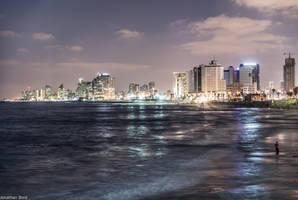 Tel Aviv Waterfront by JBord