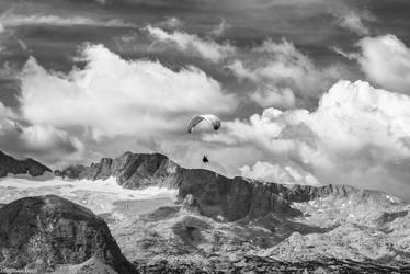 Dachstein Jumpers II by JBord