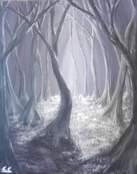 Wicked Woods by 17kearney17