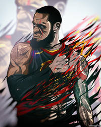 Its time to Leave Lebron James by jrapb